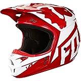 Fox Helmet V-1 Race, Red, Größe XL