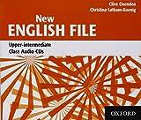 New English File Upper-Intermediate: Class CD (3): Class Audio CDs Upper-intermediate l (New English File Second Edition)