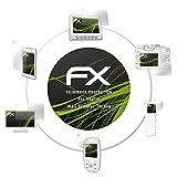 atFoliX Protección de Pantalla para Vaptio Wall Crawler Throne Lámina protectora Espejo, efecto espejo FX Protector de pantalla Espejo