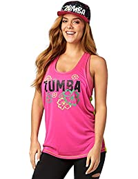 Zumba Fitness–Women's Party Loose Tank Women Top, Womens, Party Loose Tank