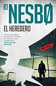 El heredero par Jo Nesbo