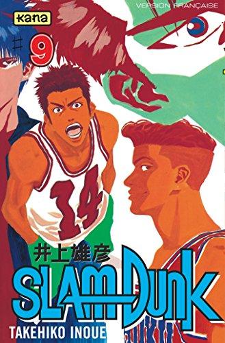 Slam Dunk, tome 9 par Takehiko Inoue