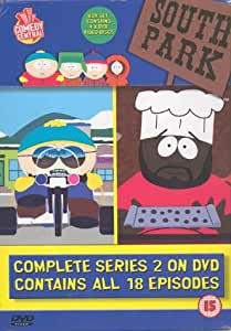 South Park: Complete Series 2 [DVD]