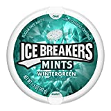 Ice Breakers Wintergreen zuckerfrei,  8er Pack (8 x 42 g)