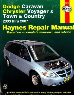 chrysler-voyager-repair-manual-haynes-manual-service-manual-workshop-manual-2003-2007
