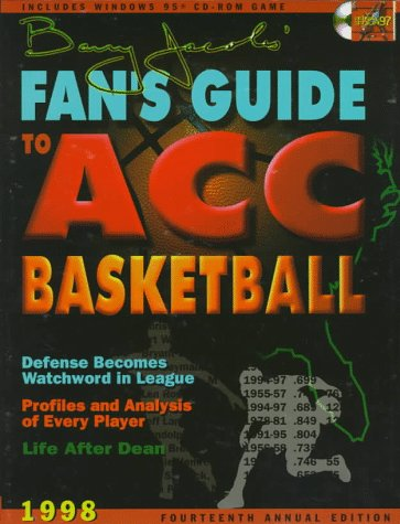 1998 Fan's Guide to Acc Basketball por Barry Jacobs