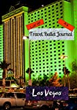 Large A4 Travel Bullet Journal Las Vegas: Turn your adventures into a life-long memory with this notebook planner and organzier.