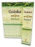 Indische Goloka Patchouli 180 Gramm