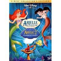 Arielle, die Meerjungfrau / Arielle, die Meerjungfrau 2 - Sehnsucht nach dem Meer