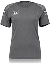 McLaren Honda Official 2017 Team T-Shirt Tee Top - Womens