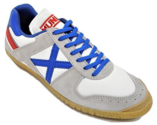 Munich Goal, Chaussures homme Bianco