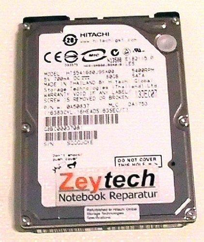 Hitachi 80 GB SATA 2,5