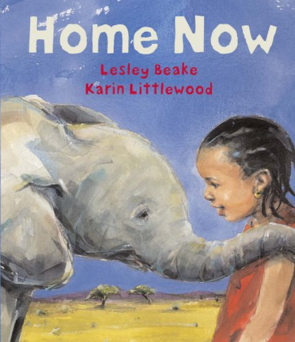 Home Now por Lesley Beake