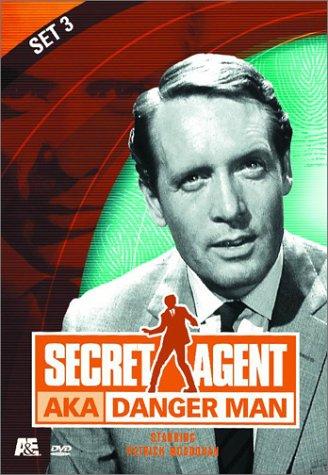 Secret Agent AKA Danger Man, Set 3 - 2 DVD [Import USA Zone 1]