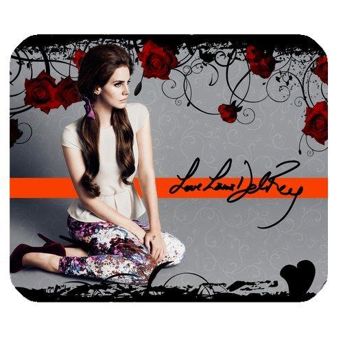 Preisvergleich Produktbild Lana Del Rey Rectangle Mouse Pad / Mouse Mats, Unique and Fashion Computer Mousepad at Cool-design