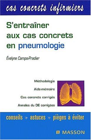 S'entraîner aux cas concrets en pneumologie