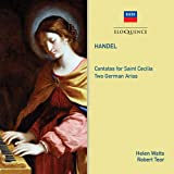 Handel: Cantatas & Arias [Import allemand]
