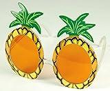 NEU Ananas Brillen tropischen Strand Party Kostüm