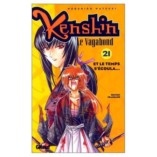 Kenshin le Vagabond Tome 21 : Et le remps s'écoula...