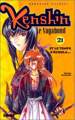 Kenshin - le vagabond Vol.21 par WATSUKI Nobuhiro