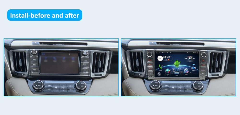 YUNTX-Autoradio-fr-TOYOTA-RAV4-2013-2015-Navigation-Can-Bus-integr-8-Zoll-LCD-Touchscreen-2GB-ROM-32GB-RAM-DAB-Untersttzung-USB-Octa-Core-WLAN-Bluetooth-MirrorLink-RDS