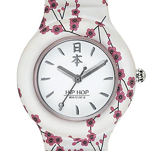Hip Hop Watches - Orologio da Donna Hip Hop White HWU0864 -...