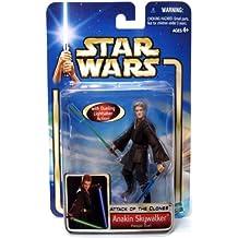 Figura Anakin Skywalker hangar duel Star Wars El ataque de los clones