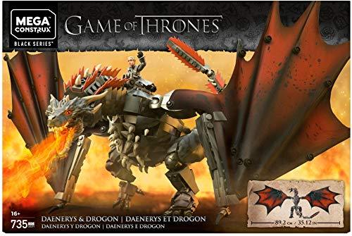 Mega Construx - Game Of Thrones Got Daenerys