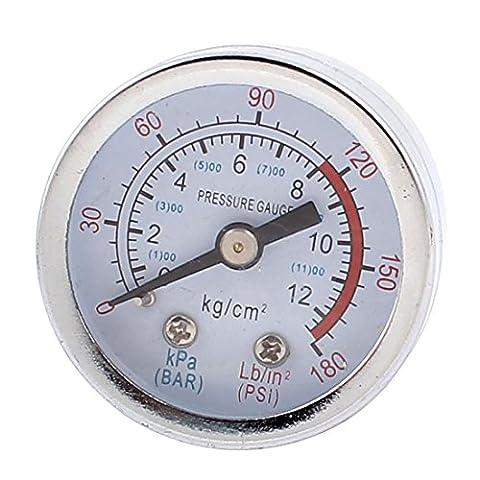 4.3cm Diamètre 0–1300Kpa pneumatique à air comprimé