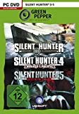 Produkt-Bild: Silent Hunter 3-5 - [Green Pepper]
