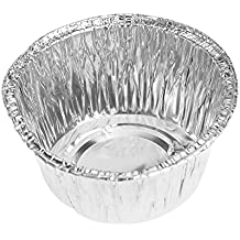 Molde de tarta de huevo - SODIAL(R)Molde de tarta de huevo de