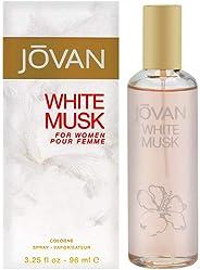 White Musk by Jovan - Perfume for Women, 96 ml - EDC Spray