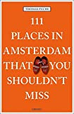 111 places in Amsterdam you shouldn't miss