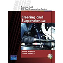 Prentice Hall - ASE Test Preparation Series: Steering and Suspension (A4)
