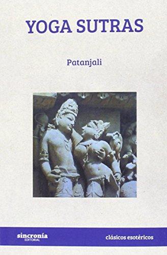 Yoga sutras por Patanjali