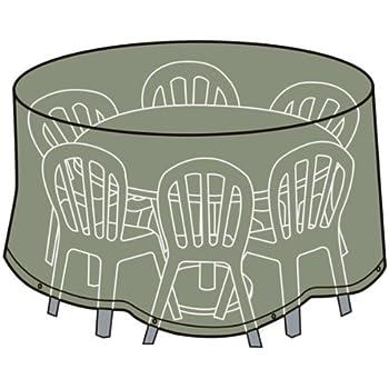 feste schutzh lle gartenm bel abdeckung 210cm rund sitzgarnitur gartenm bel. Black Bedroom Furniture Sets. Home Design Ideas