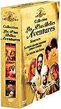 Coffret Les plus belles aventures 3 DVD - Vol.1 : Khartoum / La Plus grande histoire jamais contée / La route des Indes