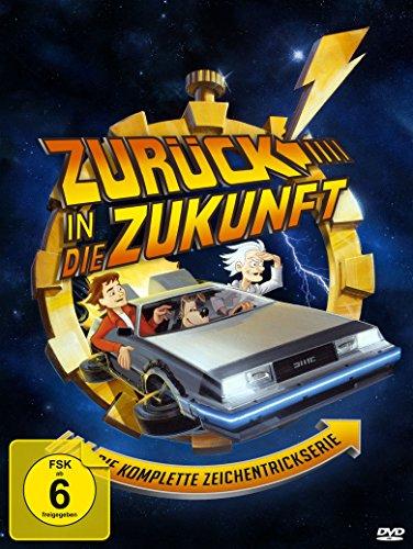 Bild von Zurück in die Zukunft - Die komplette Zeichentrickserie [5 DVDs]