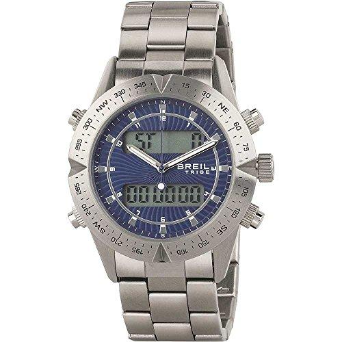 BREIL Reloj Tribe Digital Way Hombre Azul - EW0394