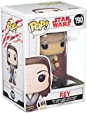 Funko- The Last Pop Bobble: Star Wars: Gli Ultimi Jedi: Rey, 14743