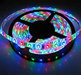 Varshine® Super LED Strip RGB Multicolored with Remote and Adapter for House Party and Decorations Diwali Light Special5 Meter R-3