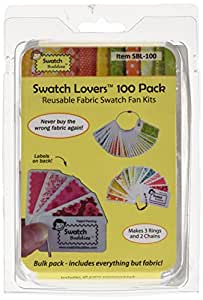 Swatch Buddies Swatch Lovers 100-Bulk Pack