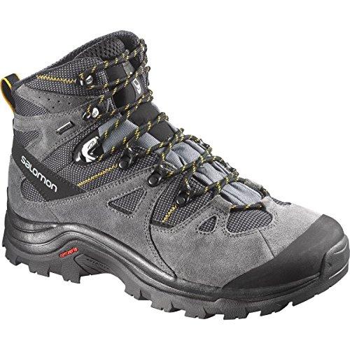 Salomon Discovery Gtx, Chaussures de Randonnée Homme Grey