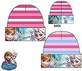 Disney Frozen Strickmütze Anna & Elsa Beanie Eiskönigin Sisters Forever für Kinder ca. 3-10 Jahre Größe S/M/L