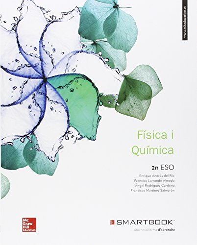 LA+SB FISICA I QUIMICA 2 ESO. LLIBRE ALUMNE + SMARTBOOK. - 9788448609269 por Enrique Andrés Del Rio