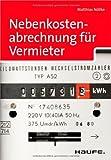 Nebenkostenabrechnung für Vermieter by Matthias Nöllke (2011-10-04) - Matthias Nöllke