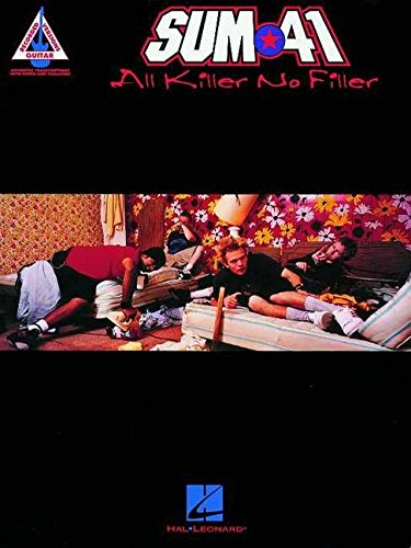 Sum 41 - All Killer, No Filler: Guitar Tab