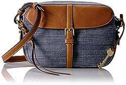 Fossil Kendall Womens Handbag (Blue)