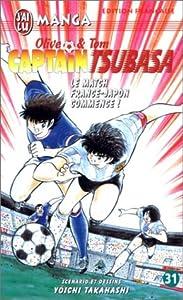 Captain Tsubasa - Olive et Tom Edition simple Tome 31