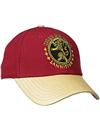 Game Of Thrones Hear Me Roar Embroidered Badge Snapback Baseball Cap